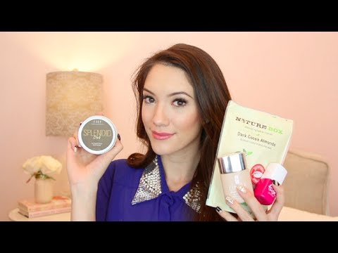 February Favorites! Hair, Makeup, Nails & Food, OH MY! :D | Blair Fowler