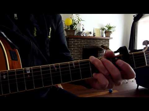 Gitaarles : Suzanne -   Leonard Cohen -  Herman van Veen