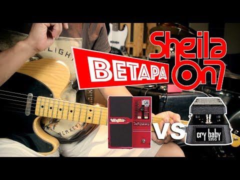 Whammy VS Wah: Sheila On7 Betapa Cover Melodi Dan Tutorial Gitar Melodi
