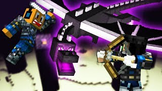 "Minecraft AQUA #36 - ""Enderdragon i ostatni odcinek?!"""