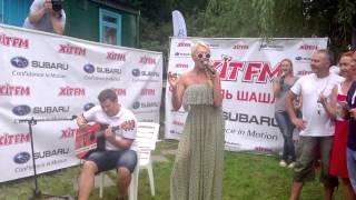 Оля Полякова - #Шлёпки (acoustic version)