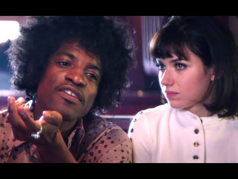 Jimi: All Is by My Side Official Movie Clip - Cafe (2014) André Benjamin, Imogen Poots HD