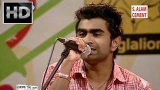 Video Manena Mon by Imran & Puja - Live Studio Concert [Bangla Music Video 2013 HD] download MP3, 3GP, MP4, WEBM, AVI, FLV Agustus 2018
