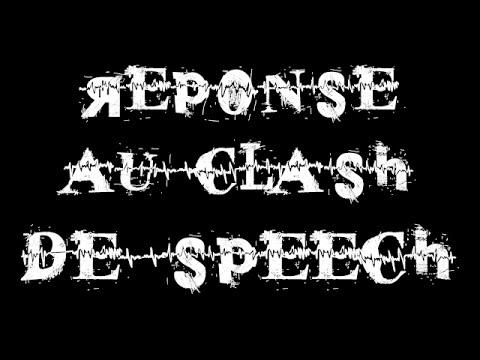 Réponse au clash