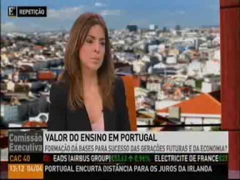 Valor do ensino em Portugal