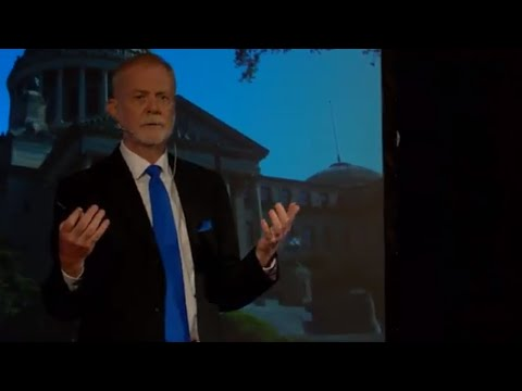 The Gift of Living Fearlessly | Jerry Mitchell | TEDxHardingU - YouTube