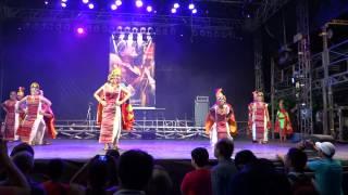 BALET FOLKLORICO BOLIVIANO com a dança INCAS ! NO REVELANDO SAO PAULO 16/09/2012