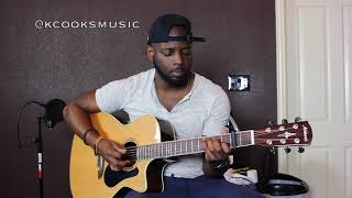 Khalid feat. Normani - Love Lies Acoustic Tutorial Video