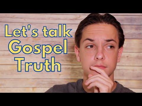 The Four Gospels...