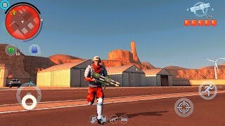 Gambar cover Gangstar Vegas - Most Wanted Man # 81 - ARMY