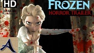 Frozen Horror Trailer (Fan-Edit) 2017 1080p
