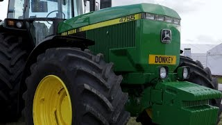 Donkey gives a rundown on what we have on display at The National Ploughing Championships 2019