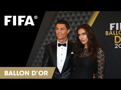 The Stars Are Coming to the FIFA Ballon d'Or on MONDAY!