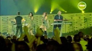 2 fabiola medley live at tmf awards - HQ