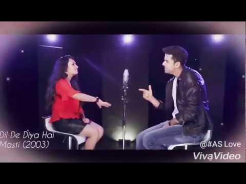 1 BEAT Mashup WhatsApp Status - 90's Bollywood - SINGOFF | Singh's Unplugged (Ft. Kuhu)
