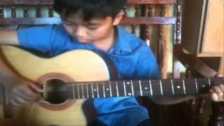 Giấc mơ chapi guitar solo - phuclee