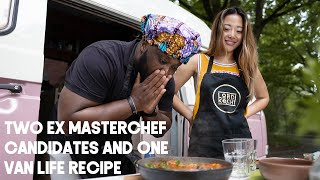 ONE POT Van Life Recipe That You Will Love Cooking  (ENG SUB)