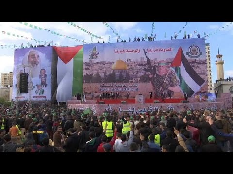 حماس تحتفل بذكرى انطلاقتها الثلاثين على وقع الغضب الفلسطيني من قرار ترامب…  - نشر قبل 3 ساعة