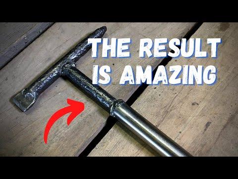 Beginner Welding Projects Welding Chipping Hammer