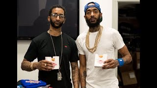 "#NipseyHussle's Brother Details How He Tried To Save The Rapper's Life, ""Felt Like An Execution"""