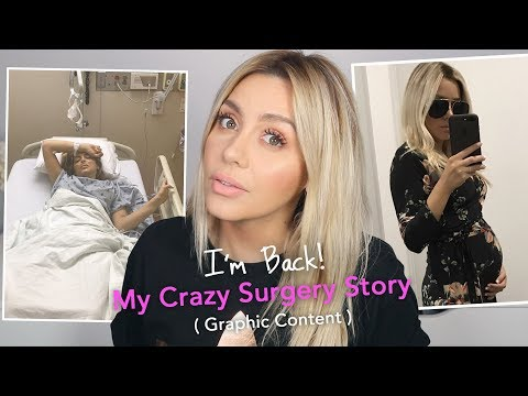 I'm Back! My Crazy Fibroid Surgery Story (Graphic Content)