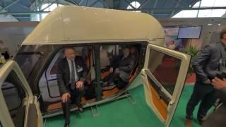 SkyWay на международной выставке Транспорт и логистика 2016