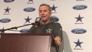 Jason Garrett says his team did not execute to the level necessary in loss to Jets