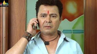 Ram Robert Raheem Movie Salim Pheku Comedy Scene | Hyderabadi Movie Scenes | Sri Balaji Video