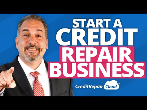 How to start a Credit Repair Business (Webinar)