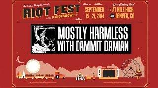 Riot Fest Denver: Nostalghia Are Off The Beaten Path For The Average Riot Fest Goer