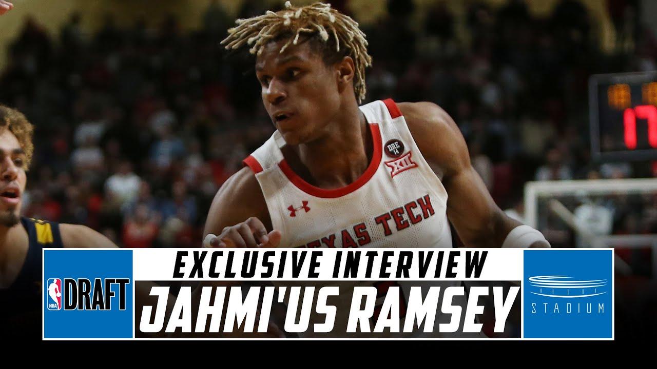 Jahmi'us Ramsey Discusses His Freshman Season at Texas Tech and Improving His Game   Stadium