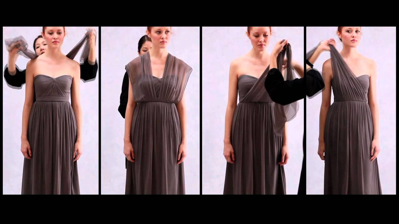 The inspiration of nabi dress by jenny yoo youtube ombrellifo Choice Image