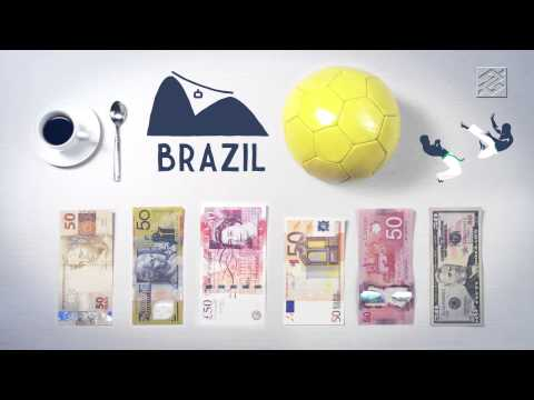 The World in your Wallet - Banco do Brasil Americas Prepaid Card