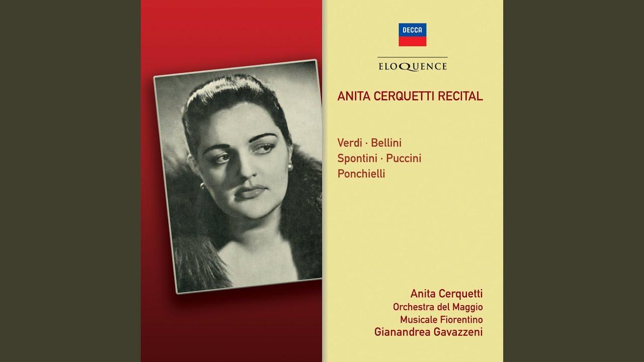 """Verdi: I vespri siciliani - """"Mercè, dilette amiche"""""""