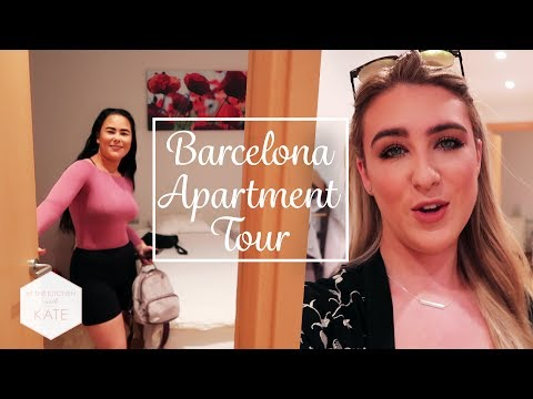 Barcelona Apartment Tour - In The Kitchen With Kate