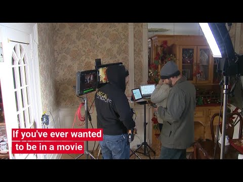 Wendy - Hallmark Channel Needs CT Extras For Christmas Movie