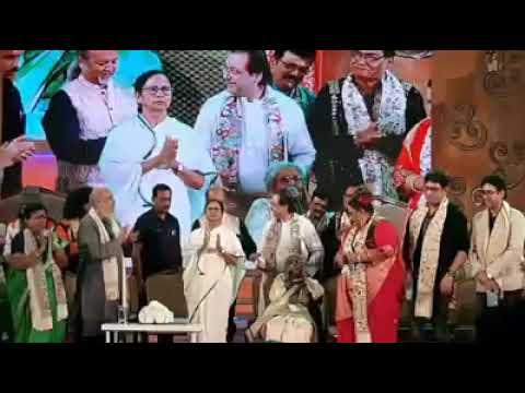 sandhya-mukhopadhyay-live-|-ujjwal-ek-jhank-payra-|-bangla-sangeet-mela