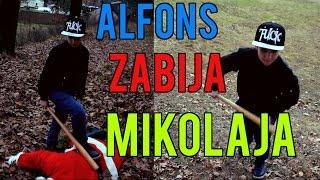 MAŁY ALFONS ZABIJA MIKOŁAJA