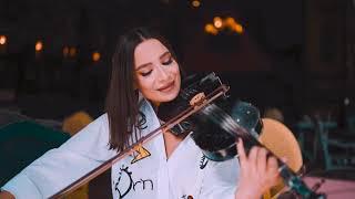 Bent El Jiran Violin Cover By Joelle Saade /مهرجان بنت الجيران (سكر محلي) حسن شاكوش وعمر كامل
