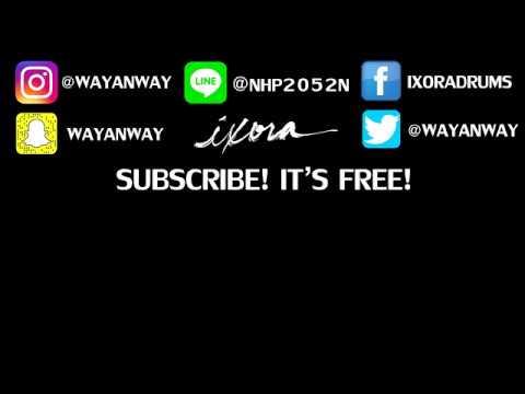 Download Lagu Dan Video Alone Alan Walker Drum Cover Ixora Wayan 3