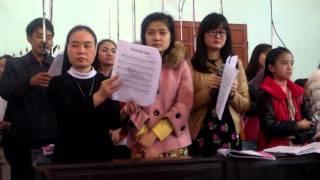 Dâng Lễ - Phục Sinh 2016 - Giáo Xứ Đồng Lèn