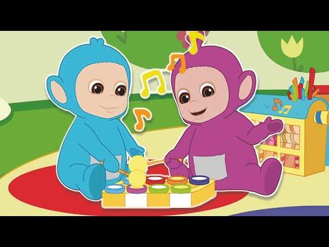 Tiddlytubbies Making Music Together! Tiddlytubbies Compilation