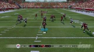 Madden NFL 06 Xbox 360 Gameplay - Tampa (HD)