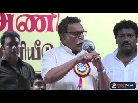 Nadigar Sangam Pandavar Ani  Vishal Press Meet Part 2  - 2DAYCINEMA.COM