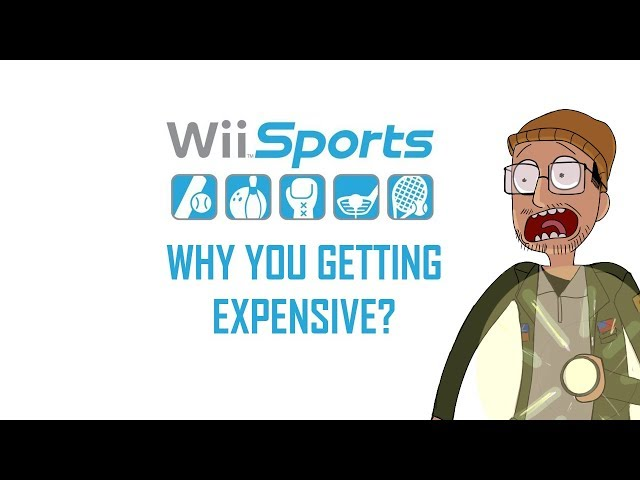 Wii Sports, Why You Getting Expensive? | Panda's VLOGs