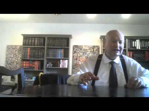 Marc Koplik & Albert Grant - Global Witness meeting