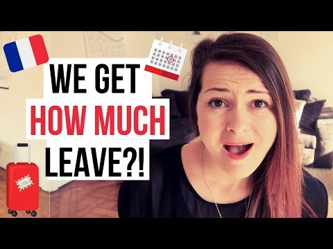 FRENCH WORK BENEFITS | France Working Hours, Paid Leave & More!