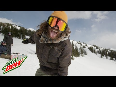 Danny Davis: Trailer | Peace Park 2014 | Mountain Dew