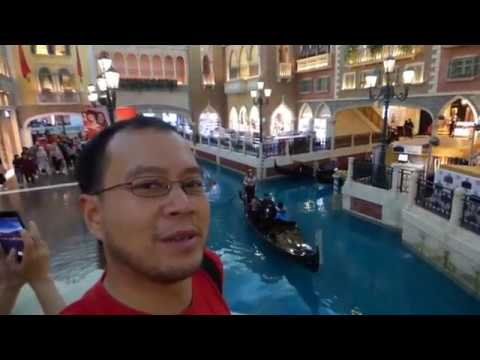 Tour of the No.1 Casino City in Asia, MACAU