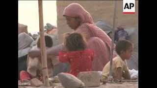 Some of 2 million displaced people who fled Swat valley fighting start return home